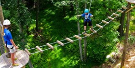 Climb, Zip & Dine for 2