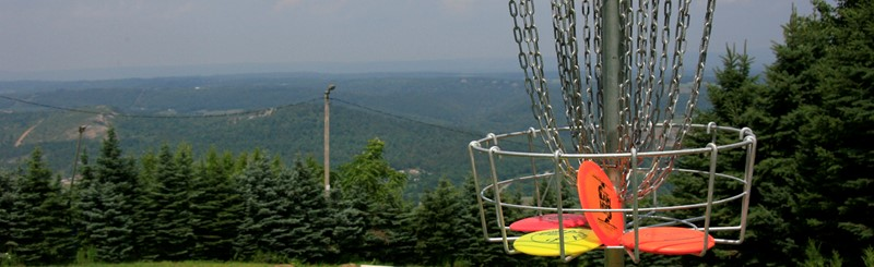 Skyline Park | Disc Golf Poconos