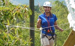 Climb, Zip & Dine for $99