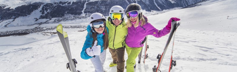 Triple Play Skiing or Snowboarding Packages