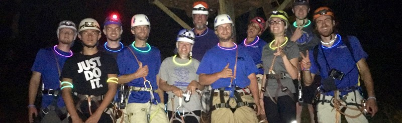 Night Time Zip & Climb