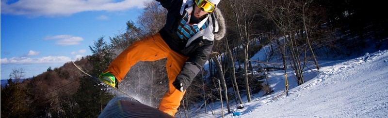 Blue Mountain Terrain Parks