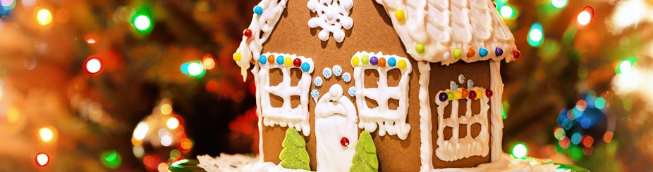 Gingerbread House Workshop Dec. 8th 2018