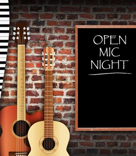 Open Mic Night Wednesdays