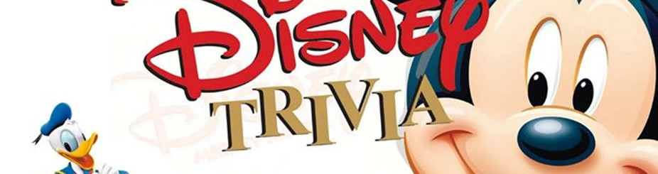 Disney Trivia Tuesday