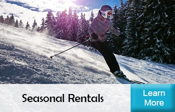 Seasonal Ski and Snowboard Rentals