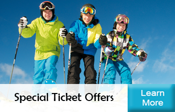 Ski and Snowboard Special Ticket Offers