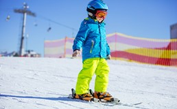 Learn to Ski & Snowboard Month
