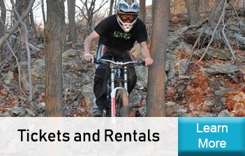 MTB Tickets and Rentals