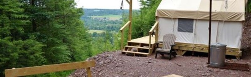 Questions on Glamping?